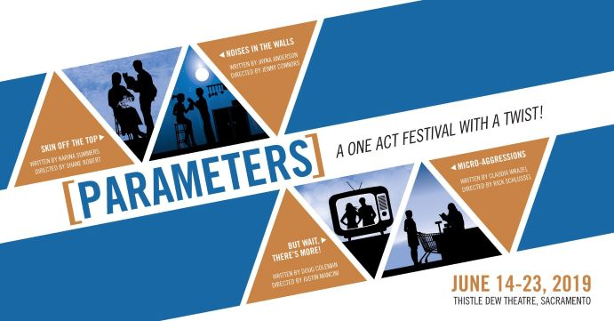 Parameters- A One Act Festival With a Twist @ Thistle Dew