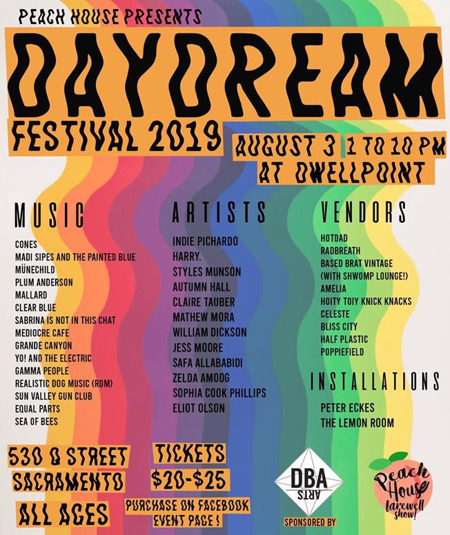 Daydream Fest SAC 2019