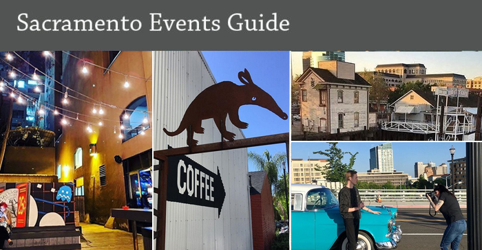 Sacramento Events Guide 1/15/20