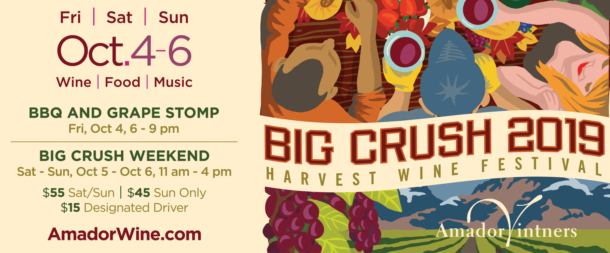 Big Crush Harvest Festival 2019