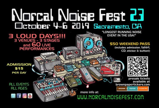 NorCal Noise Fest @ Cafe Colonial / The Colony
