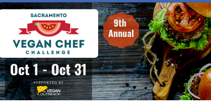 2019 Sacramento Vegan Chef Challenge