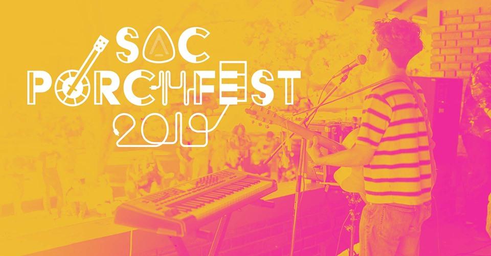 Sacramento PorchFest 2019 @ Boulevard Park