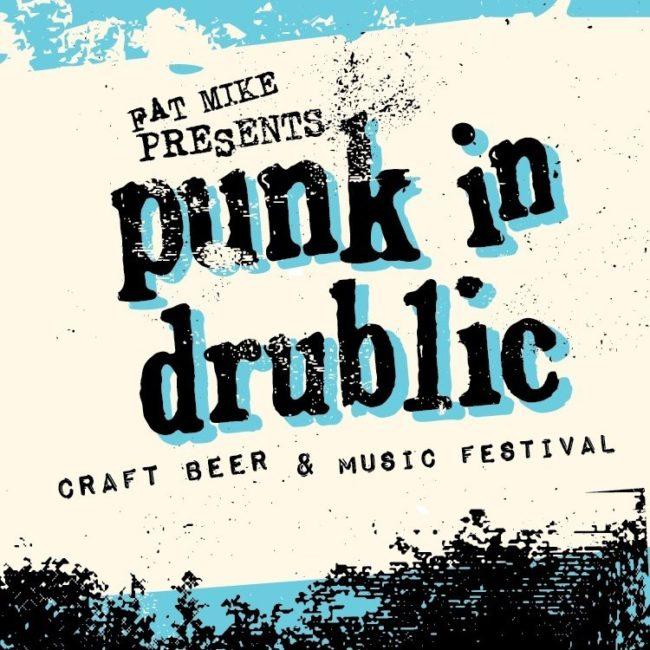 Punk in Drublic @ Papa Murphy's Park