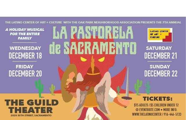 La Pastorela de Sacramento: Holiday Musical @ Latino Center