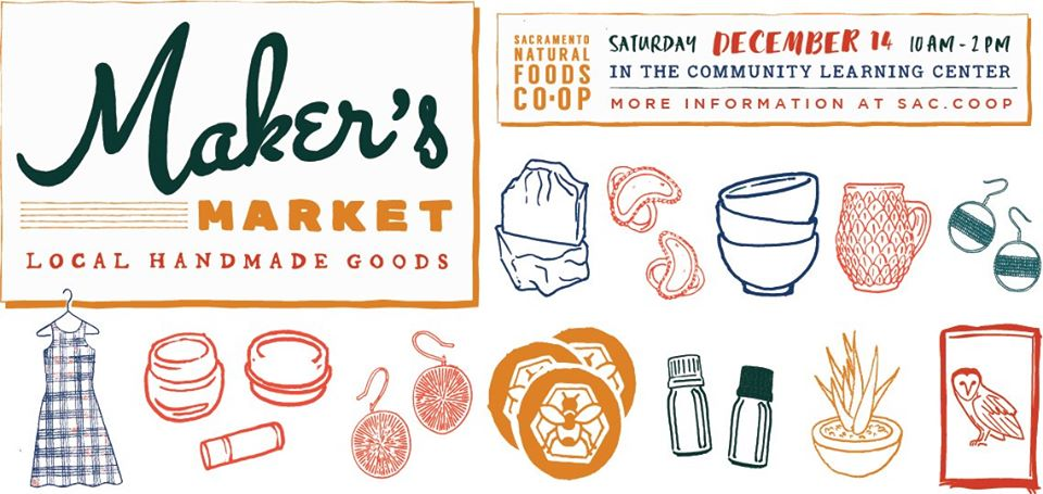 Sacramento Natural Foods Co-op ‎Maker's Market