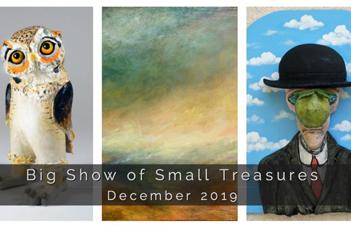 2nd Saturday Art Walk: Sparrow Gallery