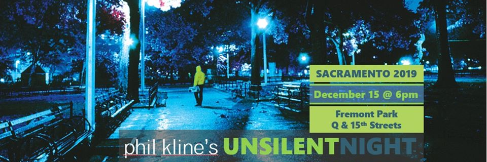 2019 Unsilent Night : Sacramento