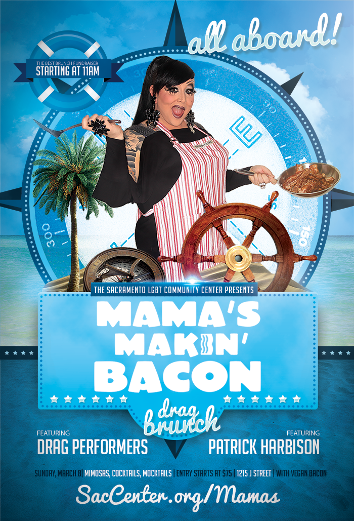 Mama's Makin' Bacon Drag Brunch 2020