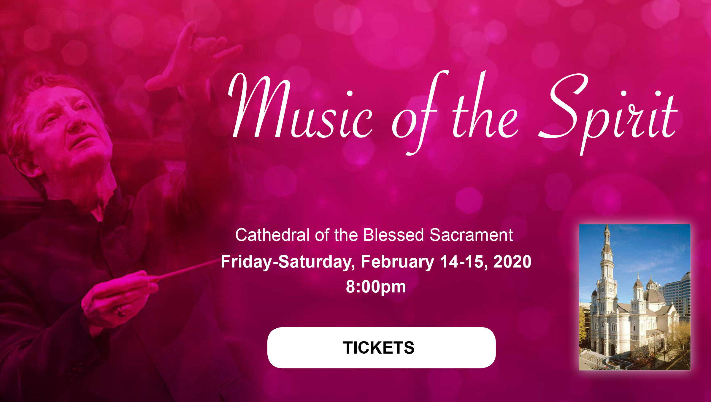 Sacramento Philharmonic & Opera: Music of the Spirit