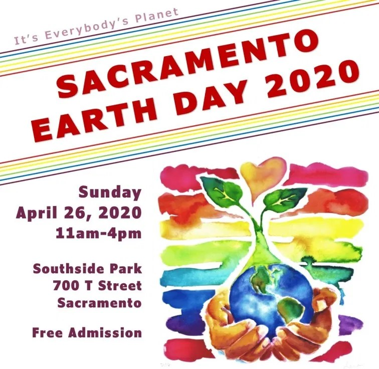 Sacramento Earth Day 2020