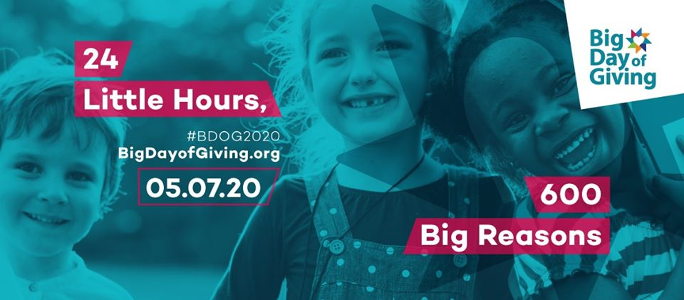 2020 Big Day of Giving